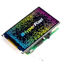 """HyperPixel 4"""" - Hi-Res Display for Raspberry Pi (Non-Touch)"""