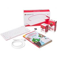 Raspberry Pi 400 Personal Computer Kit (US Keyboard)