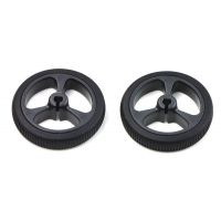 Pololu Wheel 32×7mm Pair - Black (1087)