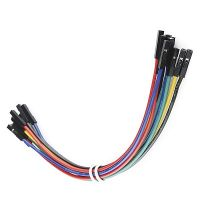 Jumper Wires 20cm F/F - Pack of 10