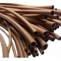 Heatshrink 1.6/0.8mm Brown - 1m