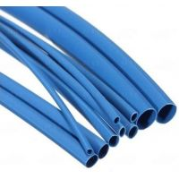 Heatshrink 1.6/0.8mm Blue - 1m