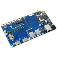 Waveshare CM4 IO Board with PoE Feature
