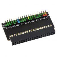Waveshare Raspberry Pi 400 GPIO Single Header Adapter - 1x 40PIN