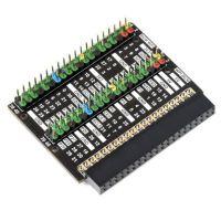 Waveshare Raspberry Pi 400 GPIO Dual Header Adapter - 2x 40PIN