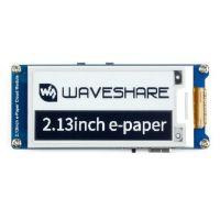 "e-Paper Display Module 2.13"" 250x122 (Black-White) - WiFi"