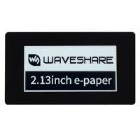 "Pi Display Touch e-Paper 2.13"" HAT 250x122 (Black-White)"