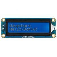 Basic 16x2 Character LCD - RGB 3.3V/5V (I2C Protocol)