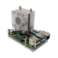 ICE Tower Raspberry Pi 4 Cooler
