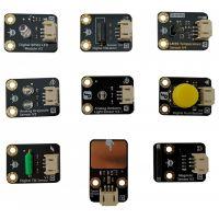 Gravity 9pcs Sensor Kit For Arduino