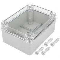 Κουτί Κατασκευών PS 150x110x70mm - Γκρι IP65