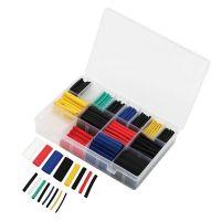 Heatshrink Set 580pcs - Coloured