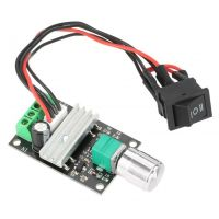DC Motor PWM Speed Controller 6-28V 3A with Direction Control