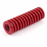 Compression Spring Red - L25mm, 10mm OD, 5mm ID