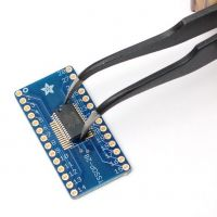 SMT Breakout PCB for SOIC-28 or TSSOP-28 - 3 Pack