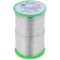 Soldering Wire Cynel 500g 1mm - Lead Free