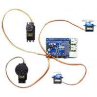 Adafruit 16-Channel PWM / Servo HAT for Raspberry Pi - Mini Kit