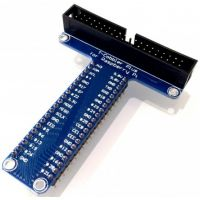 T-Cobbler Plus - GPIO Breakout for Raspberry Pi 2 / B+
