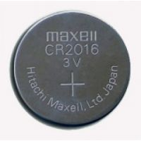 Battery Coin Cell CR2016 Maxell - 20mm