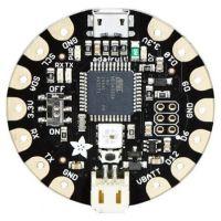FLORA - Wearable electronic platform: Arduino-compatible - v2
