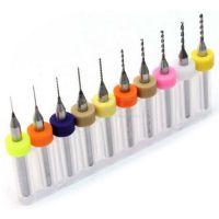 PCB Drill Bits 10pcs 0.3 - 1.2mm