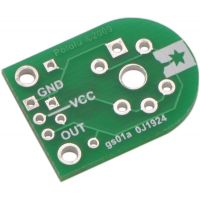 Pololu Carrier for MQ Gas Sensors (Bare PCB Only)