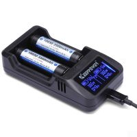 Charger for Batteries Li-Ion 2x18650 (KeepPower L2)