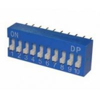 DIP Switch - 10 Position