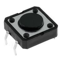 Tact Switch 12x12mm 4.3mm
