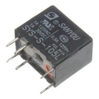 Relay 5V Dc Mini 1A