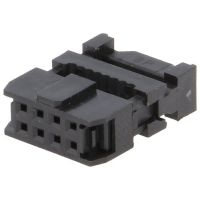 IDC Connector 2x4 Pin Female