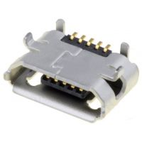 Micro USB Connector 5P SMD
