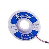 Solder Wick 1.5m