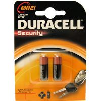 Battery Duracell 12V 23A (2pack)