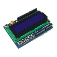 LCD Shield for Arduino 16x2 Blue