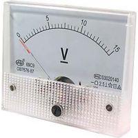 Panel Voltage Meter 0-15V