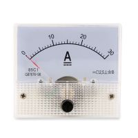 Panel Current Meter 0-30A
