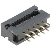 IDC Connector 2x5 Pin PCB (2.54mm)