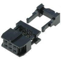 IDC Connector 2x3 Pin Female