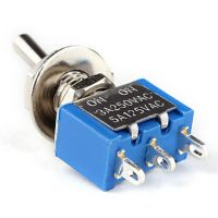 Toggle Switch SPDT ON-ON