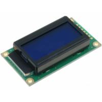 Basic 8x2 Character LCD - White on Blue 5V