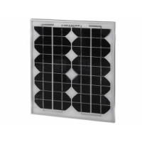 Solar Panel 10W 33x29cm