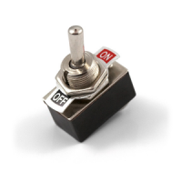 Toggle Switch SPST