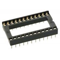 Dip Socket 24 Pin (15.24mm)