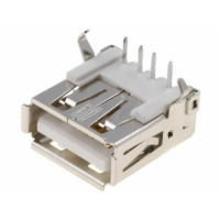 USB Female Type A Connector