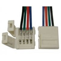 Connector for Led Strip 10mm RGB