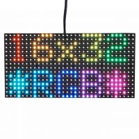 RGB LED Matrix Panel - 16x32