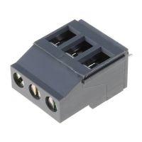 Screw Terminals 5mm Pitch (3-Pin) 20A