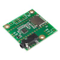 Audio Adaptor Board for Teensy 3.0 (Rev C)