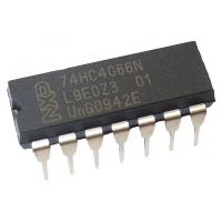 74HC4066 Quad Bilateral Switch IC